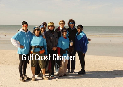 Gulf Coast Chapter - Slightly Older Members