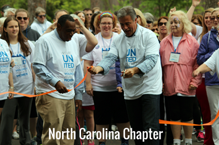 North Carolina Chapter - Ribbon Cutting by the Mayor